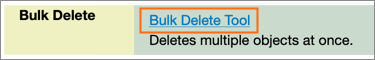 Yahoo! Store's new Bulk Delete Tool makes deleting multiple items at once simple and easy.